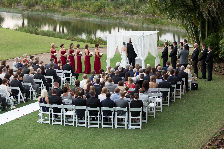 Breakers West Wedding